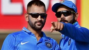 ICC Champions Trophy : Virat Kohli under pressure to emulate MS Dhoni's 2007 win