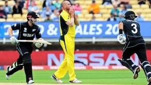 ICC Champions Trophy Highlights : AUS Vs NZ match abandoned due to rain