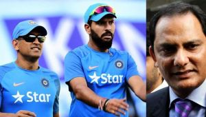 ICC Champions Trophy : India vs Pak, Azhar questions Yuvraj and Dhoni's form