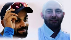 ICC Champions trophy : Virat Kohli called daddy by English snooker player