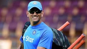 India vs West indies 3rd : MS Dhoni awarded man of the match after 10 years