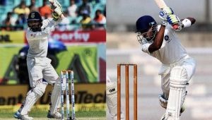 India vs SL 2nd day : India inches past 500 runs by lunch at Galle