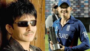 ICC Women World Cup : KRK wants SarahTaylor in his upcoming movie