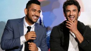 MS Dhoni Birthday : Sushant Singh dedicates his upcoming performance to former captain