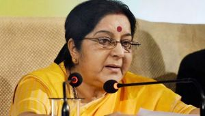 Sushma says can't declare missing Indians in Iraq dead without proof