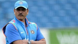 Ravi Shastri appointed as Team India's head coach till 2019 World Cup