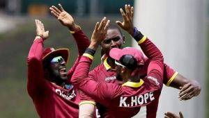 India defeated by West Indies by 11 runs in 4th ODIs