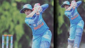ICC Women World Cup : Mithali Raj hits 6th ODI ton, guides India to respectable score