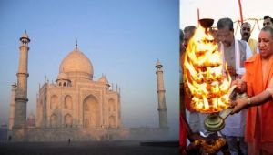 UP Budget leaves Taj Mahal out of Heritage plan scheme, triggers criticism