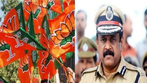 BJP invites retired Kerala cop who made antimuslim remarks to join party
