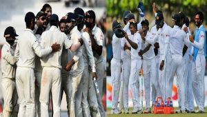 India vs Sri Lanka Galle test : Stats and records