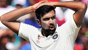Ravichandran Ashwin falls to 3rd position in ICC ranking for test bowlers