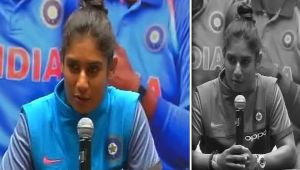Mithali Raj says, floored by overwhelming reception after loss in ICC WC