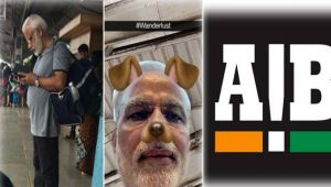 AIB mocks PM Modi on twitter, gets trolled, FIR lodged