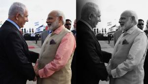 PM Modi concludes 3 day visit to Israel, leaves for Germany