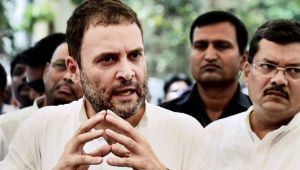 Rahul Gandhi met Chinese Envoy amidst India-China standoff, confirms Congress