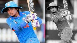 ICC Women World Cup : Mithali Raj becomes first female to hit 50 half ton