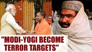 PM Modi and Yogi Adityanath being targeted by Jaish-E-Mohammad