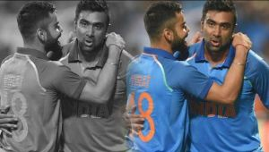 India vs West Indies 3rd ODI : Ashwin 2nd fastest Indian spinner after Anil Kumble