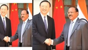 Sikkim Stand off : Ajit Doval travels to China for BRICS summit