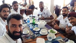 India vs Sri Lanka Galle Test : Here is Team India's diet plan