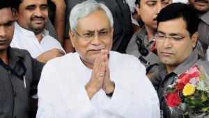 Bihar Crisis : Nitish Kumar win trust vote in Bihar Assembly