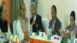All party meet: Center briefs Opposition on China & Amarnath issue