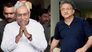 Nitish Kumar should lead opposition and Congress says Ramachandra Guha
