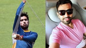 Rohit Sharma gets reply from Mohammad Amir over just a normal bowler comment