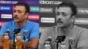 Ravi Shastri formally applies for the post of Team's coach