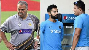 Virat Kumble row : Dav Whatmore reacts with surprise