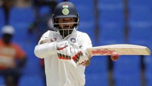 India vs Sri Lanka Galle test : Shikhar Dhawan misses on double ton, goes for 190