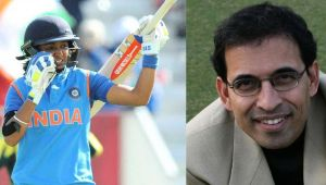 ICC Women World Cup 2017: Harsha Bhogle lauds Harmanpreet Kaur 's knock