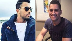 India vs Sri Lanka 3rd Test: Hardik Pandya credits MS Dhoni for his success