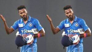 Hardik Pandya says he can hit six sixes in an over