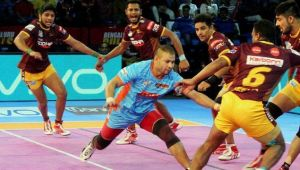 PKL 2017: UP Yoddha take on Bengal Warriors, Match preview