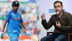 MS Dhoni immovable in Indian team, public react
