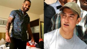 Shikhar Dhawan reveals his favourite actor