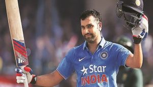 India vs Sri Lanka 3rd ODI : Rohit Sharma hit 12th ODI ton, visitors ease to win