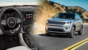 JEEP Compass: Design and features highlighted