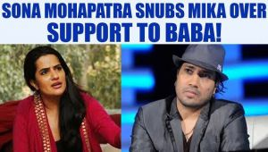 Ram Rahim Verdict: Mika snubbed by Sona Mohapatra for support to Godman