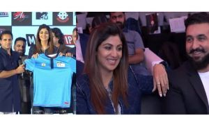 IPL Chennai franchises owner Raj Kundra and Shilpa Shetty start Poker League