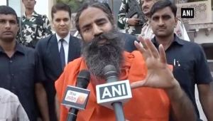 Baba Ramdev gives his assessment of Doklam issue between India China