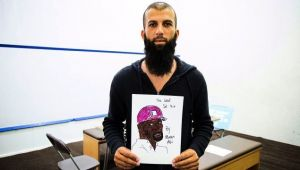 Moeen Ali trolled on twitter for his drawing of Sir Viv Richards