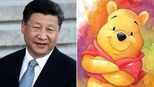 China bans Winnie the Pooh for resemblance to Xi Jinping