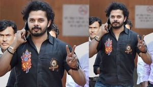 Sreesanth gets new life line, Kerala HC lifted life ban imposed by BCCI
