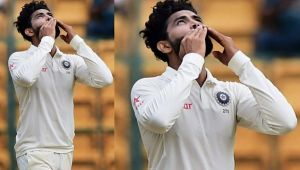 India vs Sri Lanka 2nd Test: Ravindra Jadeja creates record