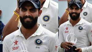 India vs Sri Lanka 3nd test: Ravindra Jadeja banned for third match