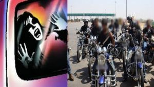 Delhi based motorcycle group saves woman from molesters