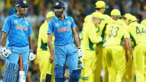 India vs Australia 4th ODI : Virat Kohli & Co defeated by Aussies, gets one win in 5 match series
